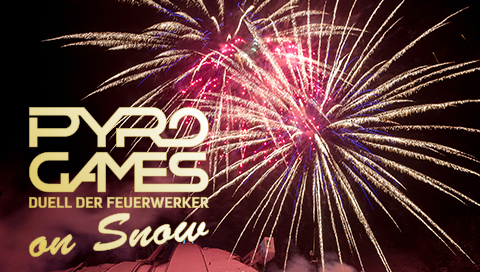 Pyro Games on snow 2016